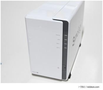 시놀로지 NAS DS216j 가장 쓰기편한 NAS 활용기