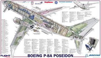 한국이 선택한 해상초계기 P-8A의 강력한 성능 5가지