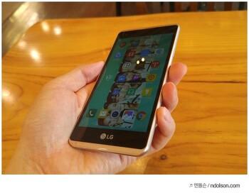 최신폰 보급형스마트폰 의 품격 가격과 디자인을 고려한 LG 스킨폰