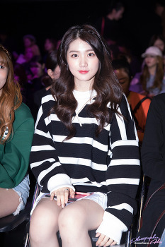 161020 2017 S/S 서울패션위크 (Seoul Fashion Week) - CRES.E.DIM 헬로비너스 라임 서영 여름 직찍 by 아데스