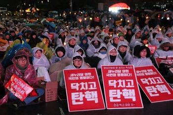 민중총궐기는 '성공한 홍수전'을 기대한다