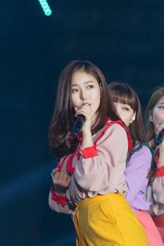 161127 슈퍼서울드림콘서트 여자친구(예린-신비)