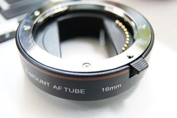 Commlite] Extension Tube for Sony FE/E mount