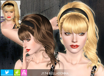 NewSea-SIMS3-hair-J174-BELLADONNA