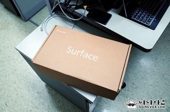 짜증 내며 작성한 마이크로소프트 서피스 프로4 개봉기