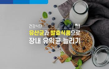 [머니in라이프] 유산균과 발효식품으로 장내 유익균 늘리기