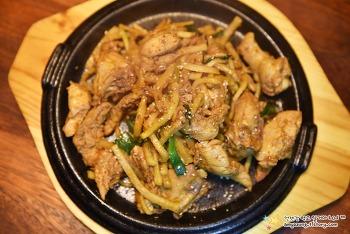 무생채가 들어가 맛있고 독특한 닭요리 '간장닭갈비 만드는 법'