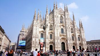 이탈리아 여행의 시작점_밀라노 Milano
