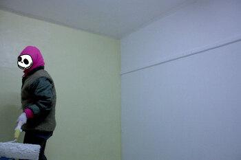 대충대충 페인트 칠하기, 벽면 포인트 주기 - 국민대, 상명대, 간호대 하숙집