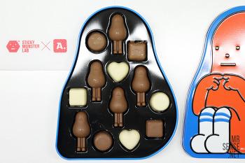 Previously : 스티키몬스터랩 x 옥션 초콜렛, 나이키랩 포스, 나이키 로쉐 데이브레이크, 미카, 촬영 이야기, 몇가지 선물들