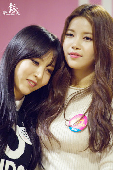 150124 사운드웨이브 팬싸인회 (인천터미널 신세계백화점) - 마마무 by닥아