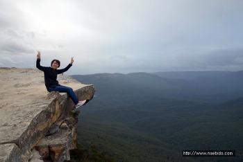 [호주]#4 블루마운틴에 가면 링컨바위를 보라!