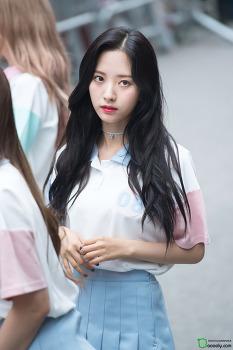 [2017.07.21] 뮤직뱅크 출근길 우주소녀