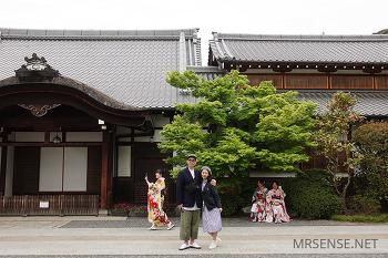 교토 찍고 오사카로 #1 : 비 내리는 교토, 동양정, 청수사(기요미즈데라), 고교 라멘 그리고 골목 산책