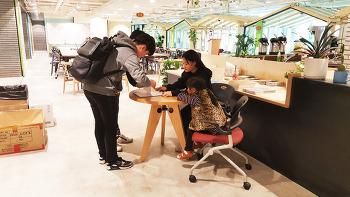 우리 #박연우, 서울IoT해커톤 기술워크숍에서 접수중