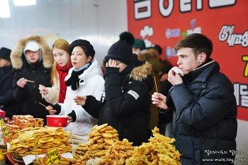 강릉 맛집? 강릉중앙시장 명물 4가지 음식 먹어 봤어?