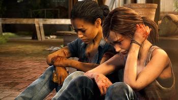 라스트 오브 어스(Last of Us) - LEFT BEHIND