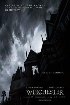 영화 '윈체스터 Winchester: The House That Ghosts Built, 2018' 공포가 사는 헬렌 미렌의 맨션