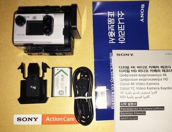 소니] FDR-X3000 액션캠