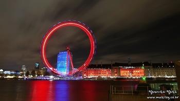 영국 런던의 3대 야경명소 여행코스, 사진촬영 포인트