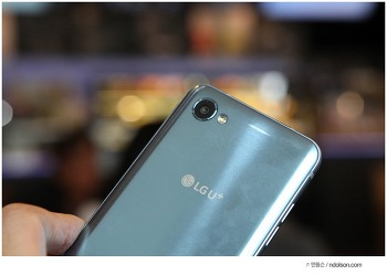 LG Q6 플러스 카메라 속에 들어간 프리미엄 기능 스퀘어 카메라 후기