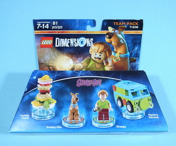 #081-71206-디멘션즈-Scooby Doo Team Pack