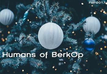 Humans of BerkOp [Executive Team]