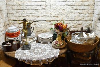 [목포카페] 고풍스럽고 편안한 분위기의 카페, 목포 행복이 가득한 집