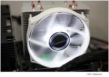 써모랩 트리니티, 너무 조용한 무소음 CPU 쿨러 추천