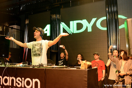 2013. 05. 03. Fri. Junglist - Andy C @ Club Mansion