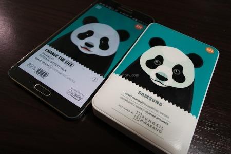 삼성의 휴대용 배터리팩, 배터리 프렌즈! (EB-PN915B)