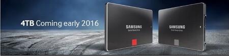 삼성 SSD EVO 4TB 발표, HDD의 시대는 가고 SSD의 시대가 오나?