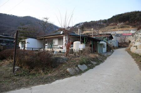 계룡산도예촌의 예술가와의 대화