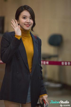 [160901] 김포공항출국 - 채영이