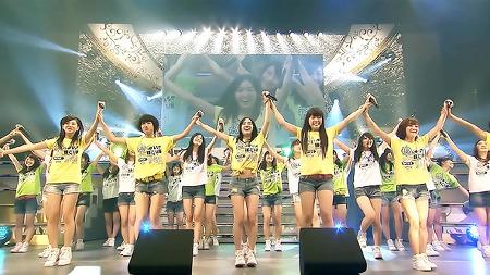 SKE48 - 白いシャツ 하얀 셔츠 (2014 SKE 리퀘스트 아워)