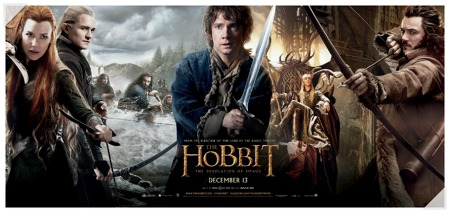 The Hobbit : The Desolation of Smaug [2013]