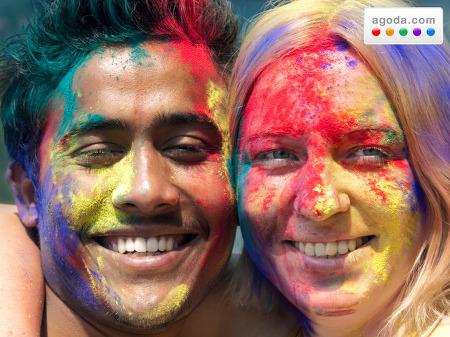 아고다닷컴(Agoda.com), 인도 홀리 축제를 맞아 다채로운 호텔 특가 상품 출시