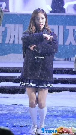 170129 평창 휘닉스파크 Snow with Y 우주소녀 은서 보나 직캠 by 스피넬