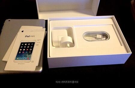 [아이패드 미니2 레티나 화이트 32G] iPad mini with Retina display white 개봉기