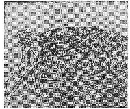세계7대명품군함으로 뽑힌 불멸의 거북선