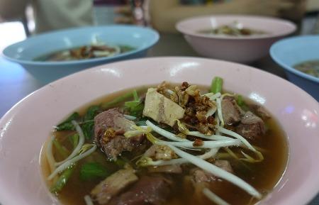 태국 3대 국수 방콕 갈비국수 일부러 먹으러 갈 필요 없음^^