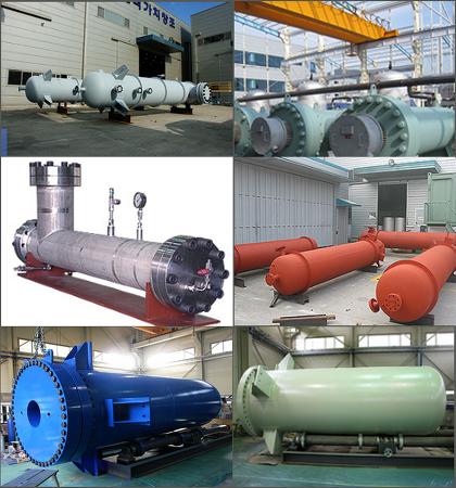 반응용 압력용기, 특수형 압력용기, 산업용 압력용기, 대형 압력용기<일신오토클레이브>