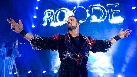 """""""영광스러운자 Glorious"""" WWE 슈퍼스타 바비루드"""