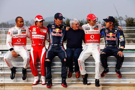강력한 사조직으로 F1 전권을 장악한 모터스포츠계의 황제 2편