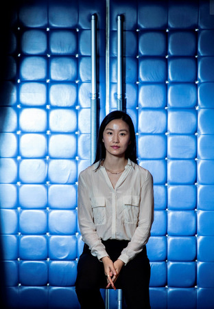 <라빠르트망> '알리스' 역 김소진, 영화 <더 킹>으로 대종상 여우조연상 수상