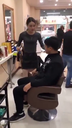 VIDEO: The perfect barber doesn't exi...
