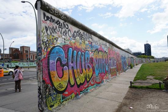베를린여행 - 독일 분단의 역사 베를린 장벽 & 체크 포인트 찰리