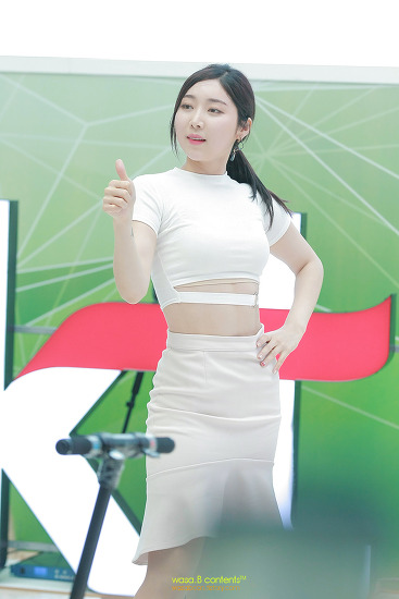 [화제의 인물] 홍진영 댄서 이보민 KT배터리 SAVE 페스티벌 영등포 타임스퀘어
