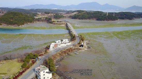 경남 사천 비토교 그리고 바다풍경