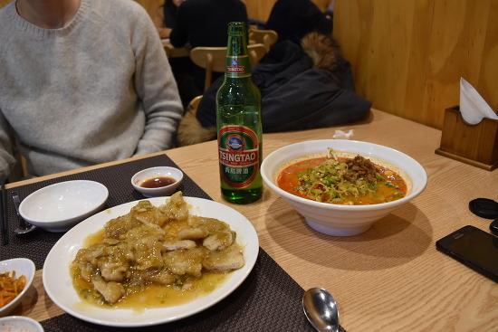 3호선차이나, 홍제맛집! 탄탄면과 꿔바로우가 맛있는 중국집!